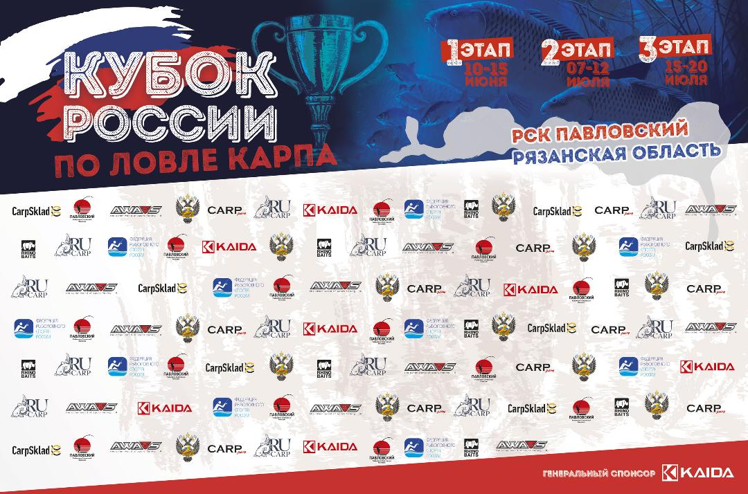 Кубок России 2019, I этап