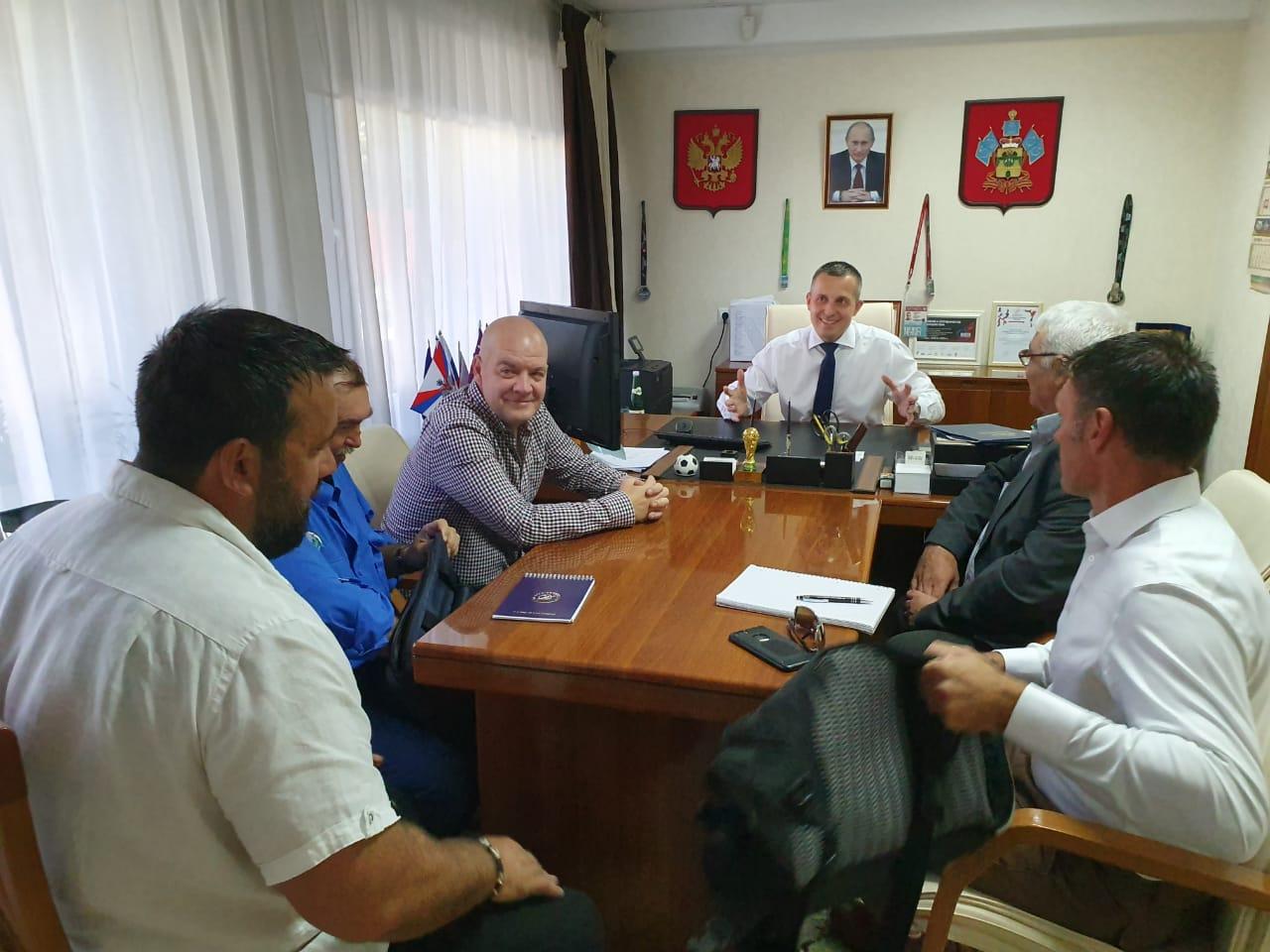 Техническая комиссия FIPSed в Краснодарском крае