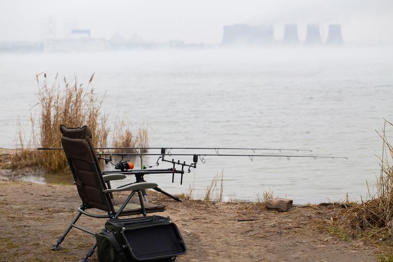 Статья: Рыбалка на незамерзающих водоемах зимой, карпфишинг